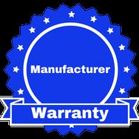 Warranty - Blue Graphic